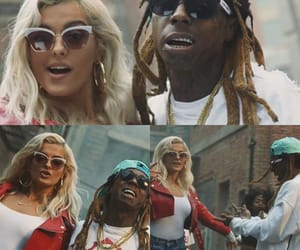 lil wayne, dance with somebody, and the way i are image