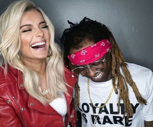 lil wayne, bebe rexha, and dance with somebody image