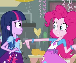 bff, MLP, and twilight sparkle image