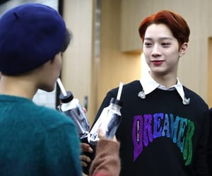 wanna one, daehwi, and guanlin image
