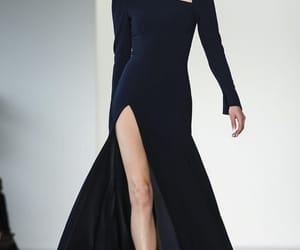 Christian Siriano, dress, and ss 18 image
