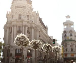 city, madrid, and paris image