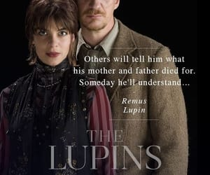 Dora, harry potter, and remus lupin image