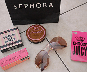 sephora, fashion, and sunglasses image
