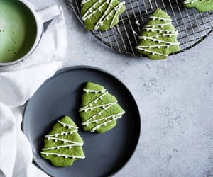 bake, drink, and green image