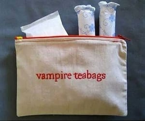 vampire, funny, and lol image