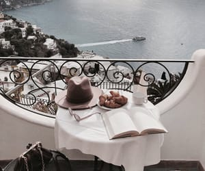 book, fashion, and travel image