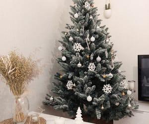 christmas, decor, and snow image