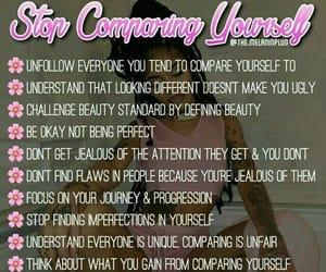 advice, beauty, and challenge image