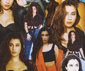 art, lauren jauregui, and Collage image