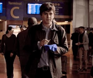 autism, gif, and freddie highmore image
