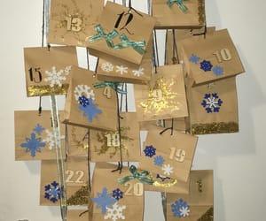 cadeau, christmas, and gift image