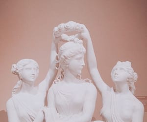 baroque, delicate, and ethereal image
