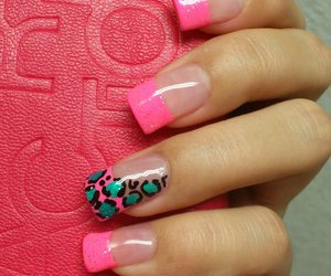 fashion, girly, and leopard image