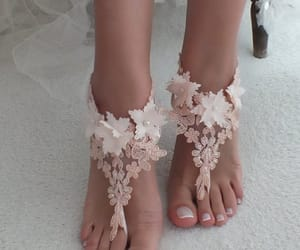 etsy, lace shoes, and bridal shoes image