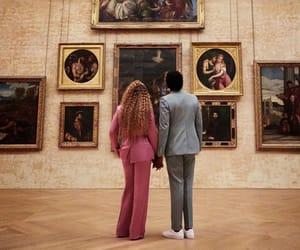 jay-z, beyoncé, and art image