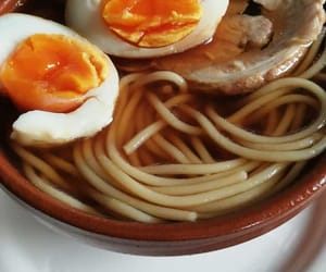 asiatic, egg, and japanese food image