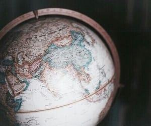 globo, travel, and world image