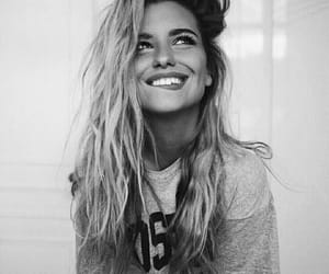 hair, style, and happy image