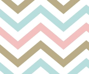 chevron, pastel, and pattern image