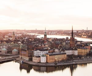 travel, stockholm, and sweden image