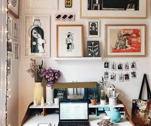 art, home, and inspiration image