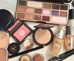 cosmetics, mac, and makeup image