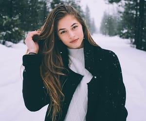 tumblr, grunge, and snow image