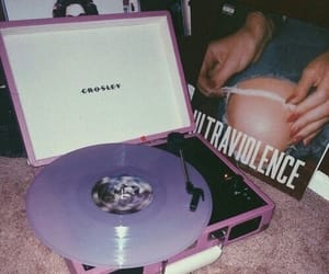 lana del rey, music, and ultraviolence image