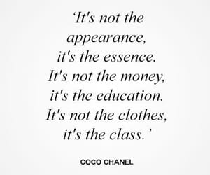chanel, quotes, and cocochanel image