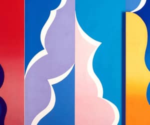 abstract art, geometric abstraction, and anthony poon image