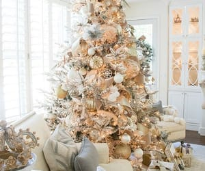 christmas, decorations, and photography image