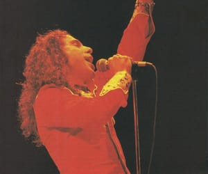 Black Sabbath, music, and rainbow image