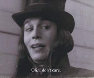 johnny depp, Willy Wonka, and quotes image