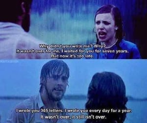 love, the notebook, and quotes image