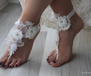 bangle, beach wedding, and etsy image