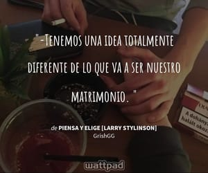 frase, louis, and frases wattpad image