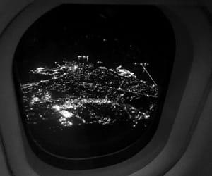 lights, night, and travel image