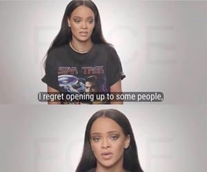 important, knowledge, and rihanna image
