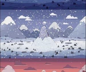 hilda, mountain, and romance image