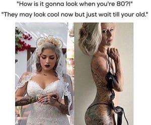 happy, tattooed, and tattoolove image