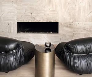 decoration, decorative, and fireplace image