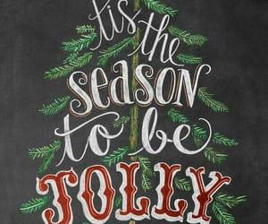 christmas, season, and jolly image