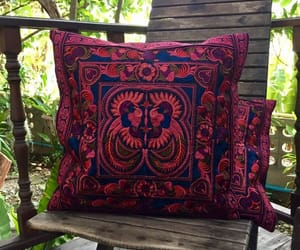 bedroom decor, etsy, and hippie style image