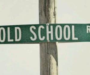 sign, my residence, and old school rd image