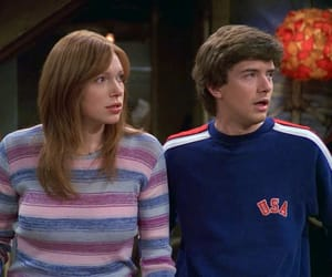 that 70's show, eric forman, and donna pinciotti image