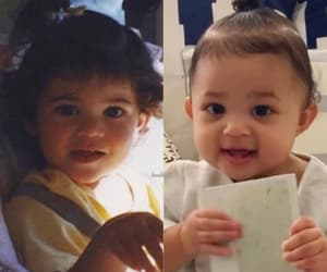 kylie jenner and stormi jenner image