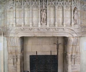 fireplace, france, and metmuseum image