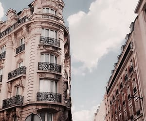 travel, building, and france image