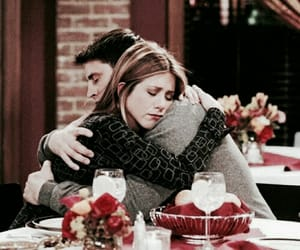 friends, rachel green, and joey tribbiani image